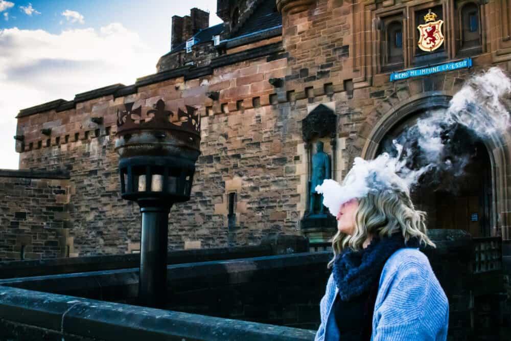 Mt Baker Vapor Edinburgh Castle 02