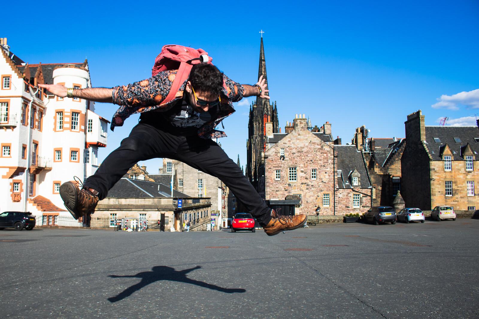 Mt Baker Vapor Edinburgh Castle 05