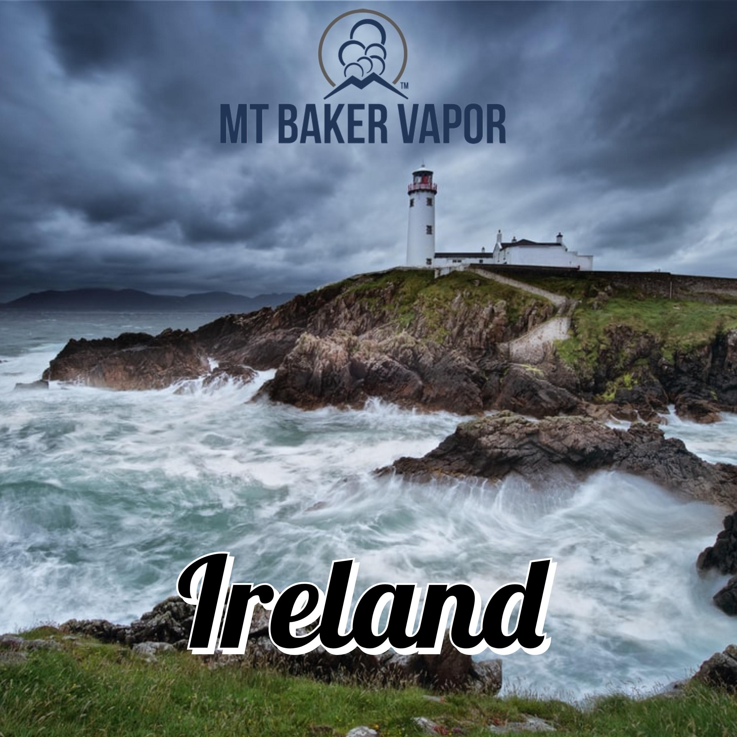 Mt Baker Vapor and Ireland