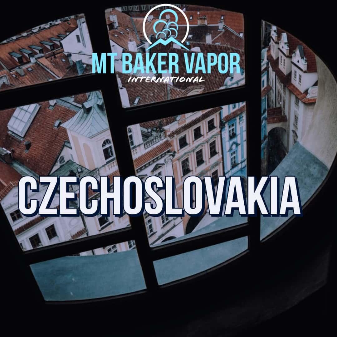Vaping In Czechoslavakia
