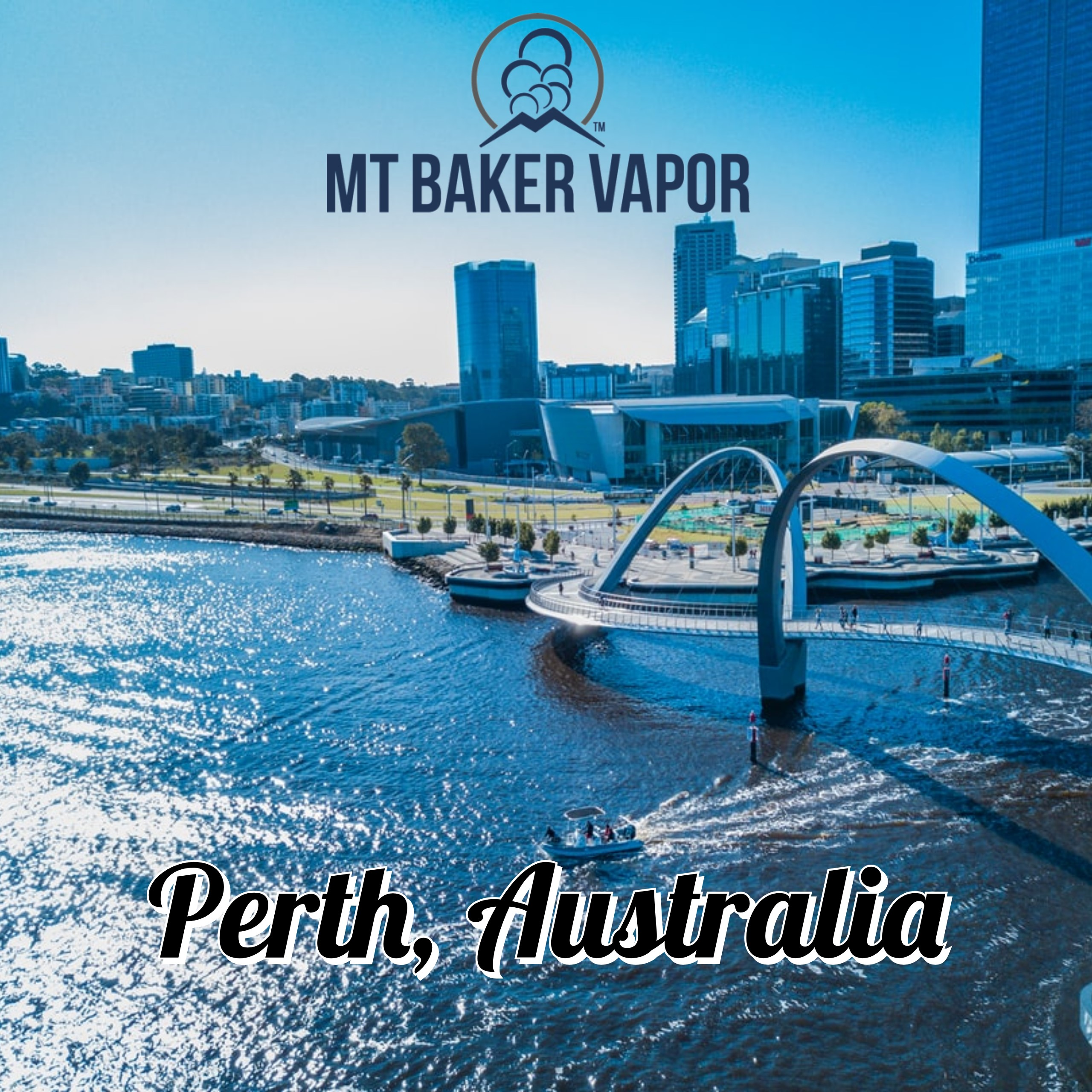 Vaping in Perth. Mt Baker Vapor E-Juice