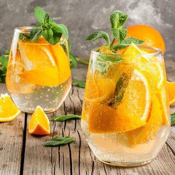Artic Orange E-juice Flavour by Mt Baker Vapor International