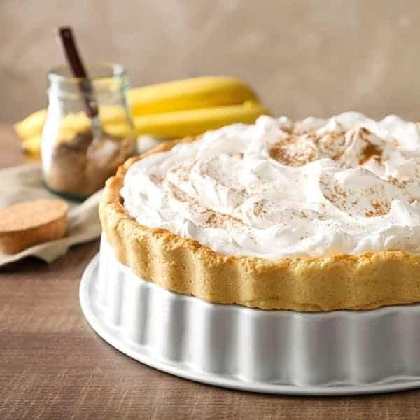 Banana Cream Pie E-juice Flavour | Mt Baker Vapor International