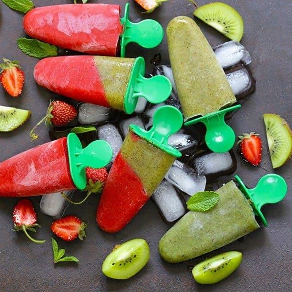 Fruity Ice Lolly E-juice Flavour by Mt Baker Vapor International