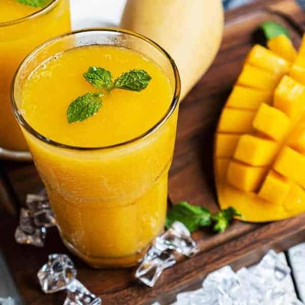 Mango Ice E-juice Flavour | Mt Baker Vapor International