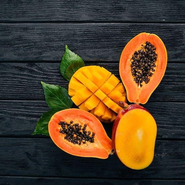 Mango Tango E-juice Flavour by Mt Baker Vapor International