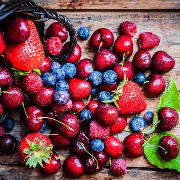 Mega Mixed Berry E-juice Flavour | Mt Baker Vapor International