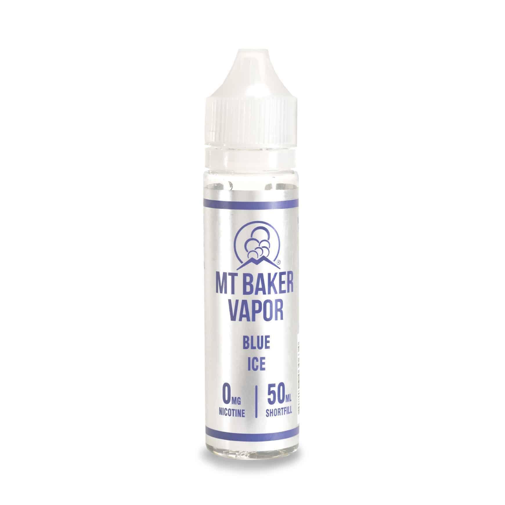 Blue Ice E-juice Shortfill | Mt Baker Vapor International