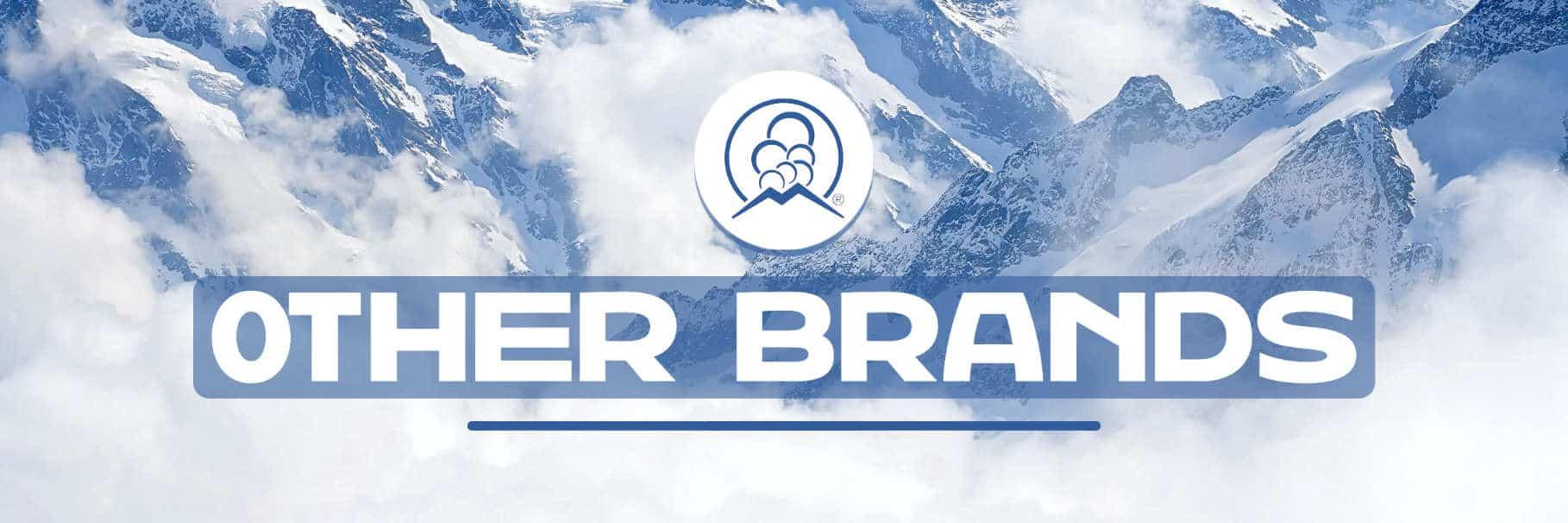 Andere Marken-Banner