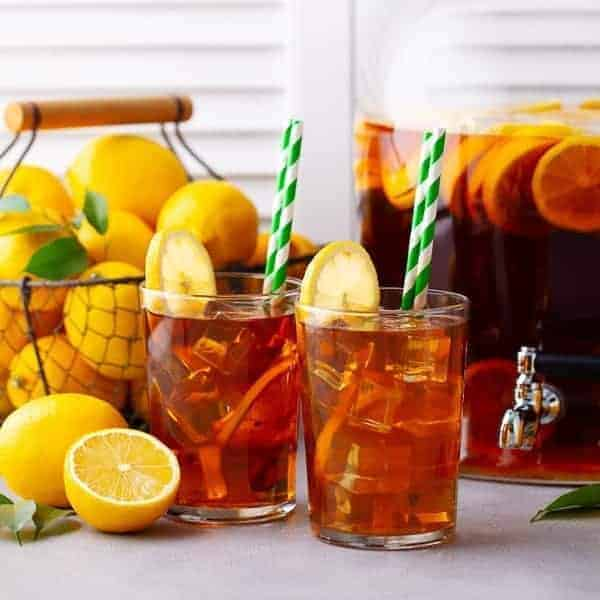 Southern Belle Sweet Tea E-juice Flavour | Mt Baker Vapor International