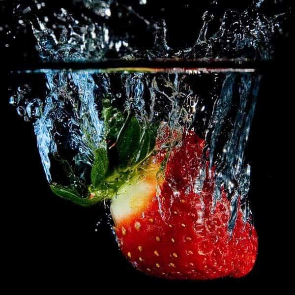 Strawberry Ice E-juice Flavour | Mt Baker Vapor International